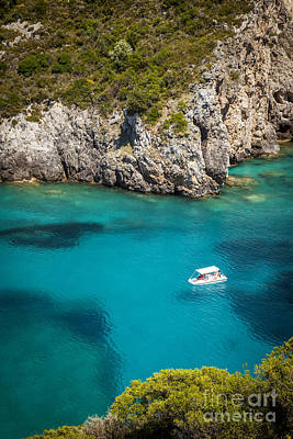 Photograph - Corfu Greece by Brian Jannsen