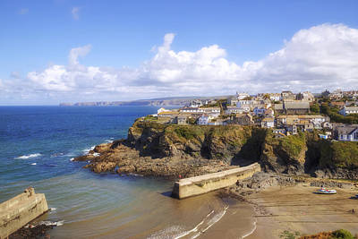 Doc Photograph - Cornwall - Port Isaac by Joana Kruse