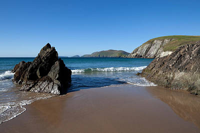 Coumeenoole Beach Slea Head Dingle Print by Panoramic Images