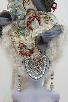 Sculpture - Countess M by Judy Henninger