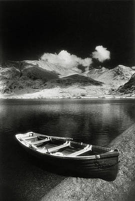 Photograph - Crummock Water, The Lake District, Cumbria, England by Simon Marsden