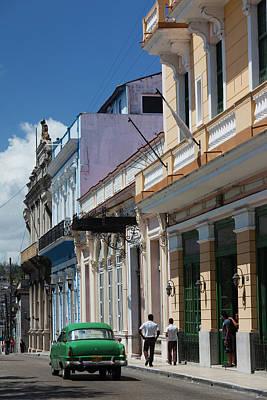 Cuba, Matanzas Province, Matanzas Art Print