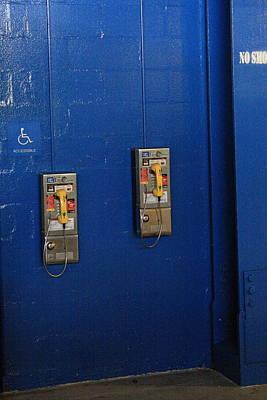 Shea Stadium Photograph - Curios by Frank Romeo