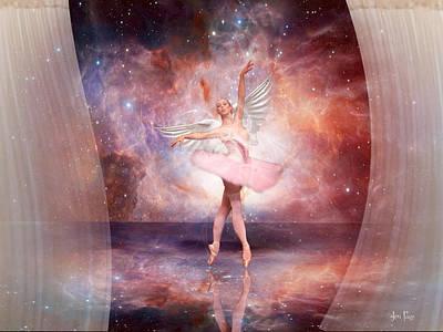 Dancing In The Spirit Art Print