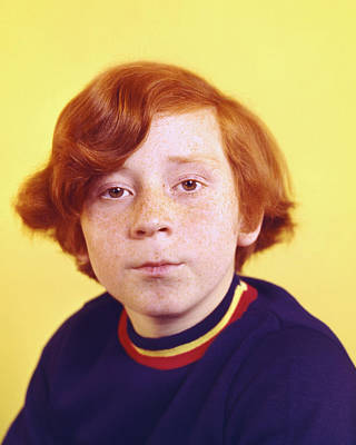 Danny Photograph - Danny Bonaduce In The Partridge Family by Silver Screen