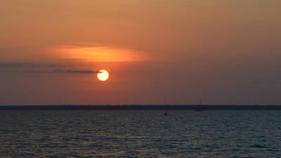 Photograph - Fannie Bay Sunset  1.5 by Cheryl Miller