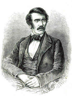 African Continent Photograph - David Livingstone, Scottish Explorer by British Library