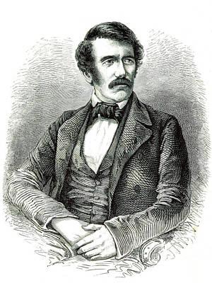David Livingstone, Scottish Explorer Art Print