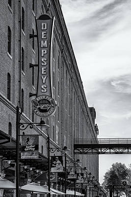 Photograph - Dempseys Brew Pub by Susan Candelario