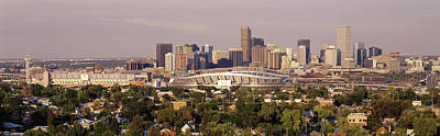 Coors Photograph - Denver Co by Panoramic Images