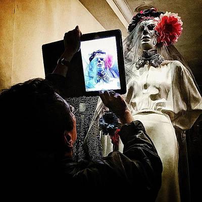 Dia De Los Muertos Photograph - Dia De Los Muertos by Natasha Marco