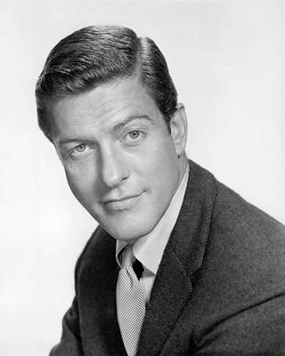 Van Dyke Photograph - Dick Van Dyke In The Dick Van Dyke Show  by Silver Screen