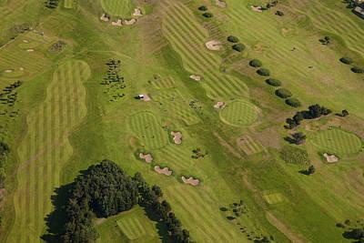 Architecture Photograph - Donaghadee Golf Club, Donaghadee by Colin Bailie