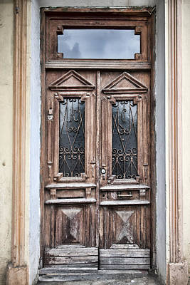 Photograph - Door by Gouzel -