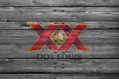 Photograph - Dos Equis by Joe Hamilton
