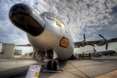 Photograph - Douglas C-133 Cargomaster by David Dufresne