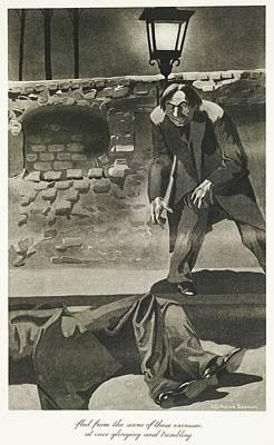 Dr. Jekyll & Mr. Hyde Art Print