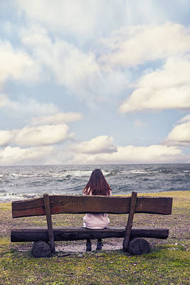 Lawn Lake Photograph - Dreaming by Joana Kruse