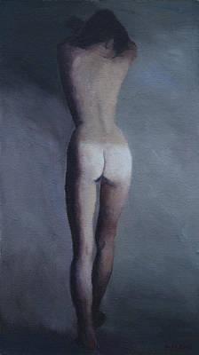 Painting - Dreaming by Masami Iida