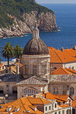 Photograph - Dubrovnik Croatia by Brian Jannsen