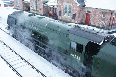 Photograph - Duchess Of Sutherland by David Birchall
