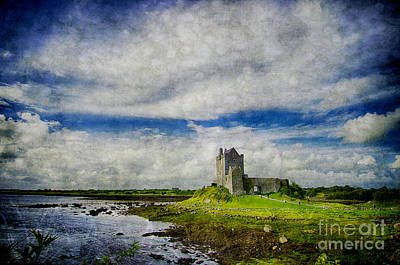 Abstract Utensils - Dunguaire Castle Ireland by Giovanni Chianese