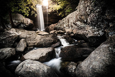 Cumberland River Photograph - Eagle Falls by Alexey Stiop