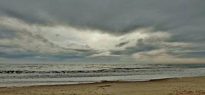 Photograph - East Hampton Beach 2 by John Wartman