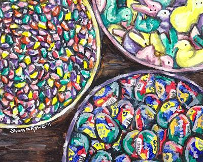 Painting - Easter Candy by Shana Rowe Jackson
