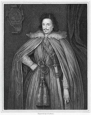 Metaphysics Painting - Edward Herbert (1583-1648) by Granger