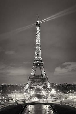 Photograph - Eiffel Tower by Joshua McDonough