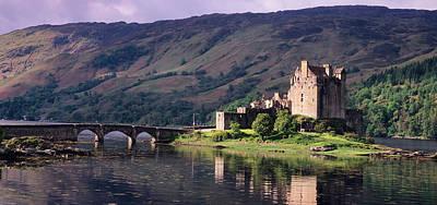 Eilean Donan Castle, Dornie Art Print by Panoramic Images