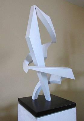 Embrace  Art Print by John Neumann