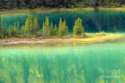 Photograph - Emerald Waters by Frank Townsley