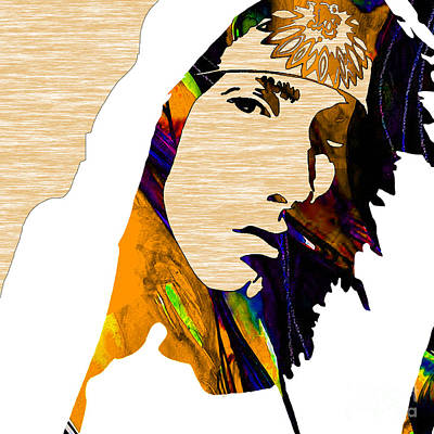 Rapper Mixed Media - Eminem Collection by Marvin Blaine