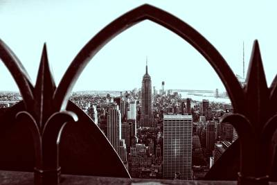 Photograph - Empire State Building by Doc Braham