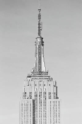 Photograph - Empire State Building New York Ny by Panoramic Images
