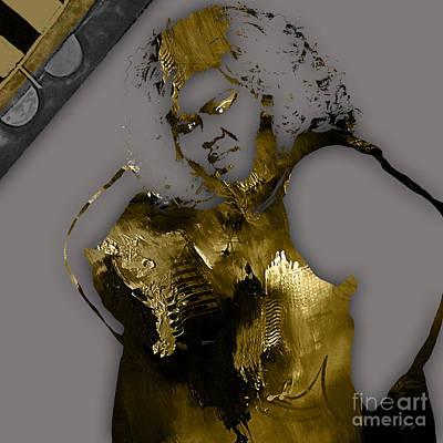 Empire's Gabourey Sidibe Becky Art Print by Marvin Blaine