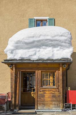 Extreme Restaurant Photograph - Entrance by Mats Silvan