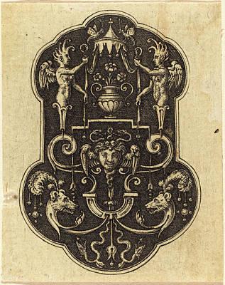 Etienne Delaune, French 1518-1519-1583 Art Print