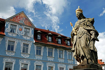 Bamberg Photograph - Europe, Germany, Bamberg by Kymri Wilt