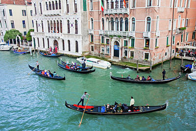 Europe, Italy, Venice Art Print