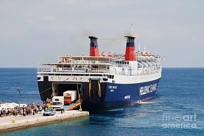 Nirvana - Express Pegasus ferry Alonissos by David Fowler