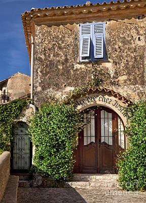 Photograph - Eze France by Brian Jannsen