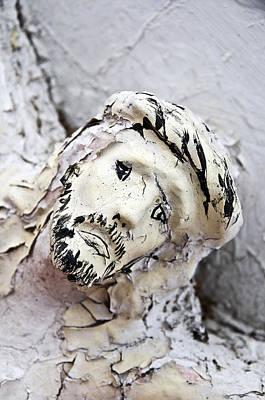 Face Of Jesus Southern Arizona Northern Mexico 2010 Original by John Hanou
