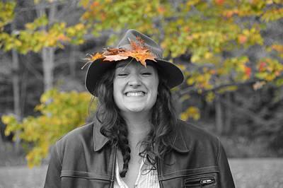 Photograph - Falling Foliage Fun   by JAMART Photography