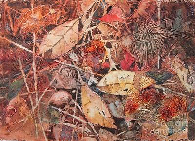 Painting - Fallen II by Elizabeth Carr