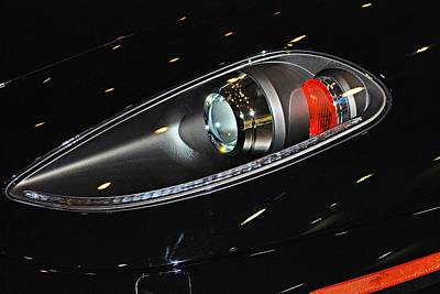 Photograph - Ferrari by Bob Wall