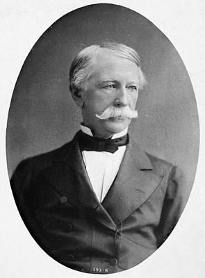 Lapel Photograph - Fernando Wood (1812-1881) by Granger