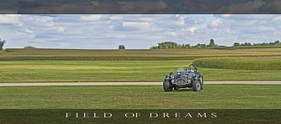 Allard Digital Art - Field Of Dreams by Roger Beltz